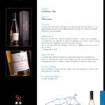Fiche technique pour le champagne Simon Rion