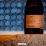 Bouteille de champagne André Tixier à Chigny-les-Roses