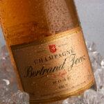 Bouteille de champagne Bertrand Jorez à Ludes