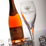 Bouteille de champagne Daniel Dumont à Rilly-la-Montagne