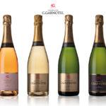 Bouteilles de champagne Garnotel à Rilly-la-Montagne