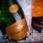 Bouteilles de champagne Gaspard-Crépaux à Cramant