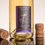 Bouteille de champagne Lecomte-Tessier à Avize