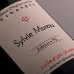 Bouteille de champagne Sylvie Moreau à Saint-Euphraise-et-Clairizet