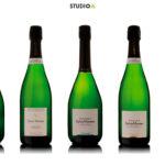Bouteilles de champagne Sylvie Moreau à Saint-Euphraise-et-Clairizet