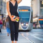 Shooting urbain pour les pochettes de la marque Kyomai