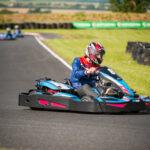 Reportage sur site pour le circuit de karting Kartrace