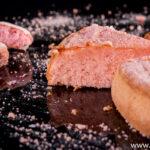 """Lancement du moelleux aux biscuits roses """"Le Parvis"""""""