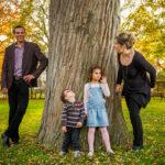 Séance photos en famille au parc Schneiter à Reims