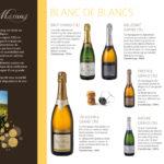 Plaquette pour le champagne Louis Massing à Avize