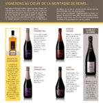 Plaquette pour le champagne Philippe Griffon à Chigny-les-Roses