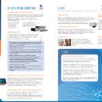Plaquette pour Chevallier Telecom