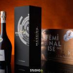 Ambiance pour le champagne Louis Massing à Avize